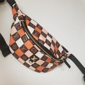 New Louis Vuitton waist bag.